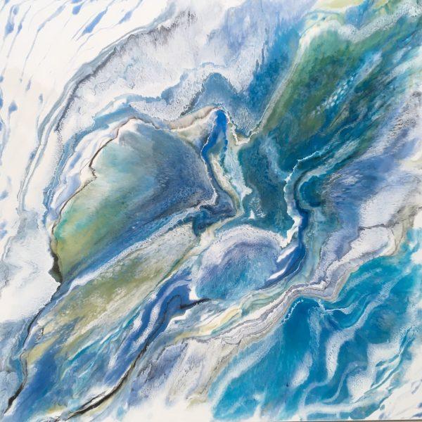 Fine Art Resin Paintings